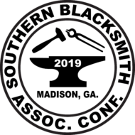 Southern Blacksmith Association Conference – Madison, Georgia- May 16-18, 2019