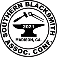 Southern Blacksmith Association Conference – Madison, Georgia- May 13-15, 2021